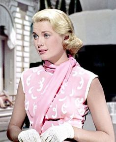 Grace Kelly-love this outfit!!