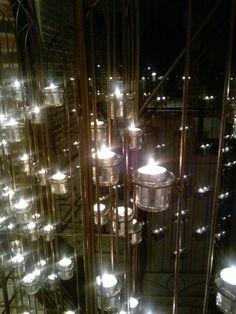 pyhäinpäivän kynttilöitä