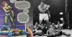 Arlequina luta boxe contra Superman e HQ faz homenagem a Muhammad Ali | Notícia | Omelete