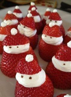 Zelf kerstmannetjes maken