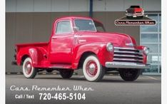 1954 Chevrolet 3100 Classics for Sale - Classics on Autotrader Chevrolet 3100, Seat Foam, Cars For Sale, Antique Cars, Classic Cars, Monster Trucks, Vehicles, Vintage Cars, Cars For Sell