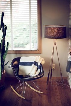 Eames inspired RAR inspired chair €250 http://www.cadesign.ie/furniture/rocking-chairs/eames-rar-chair-fibreglass/