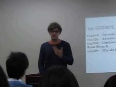 May Luiz from Brazil! Study In New Zealand, Brazil, Students, Videos, Youtube, Video Clip