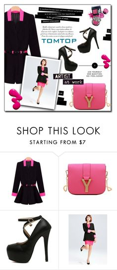 """""""TOMTOP+# 7"""" by janee-oss ❤ liked on Polyvore"""