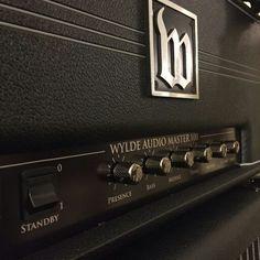 Wylde Audio Master 100 Head