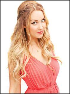 Lauren Conrad - hair