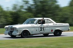 1965 Ford Falcon Sprint Vintage Race Car - SCD Motors - The Sports, Racing and Vintage Car Market