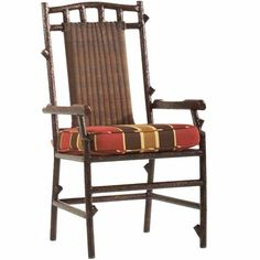 chatham arm chair | ... Cushion - Whitecraft by Woodard Chatham Run Wicker Dining Arm Chair