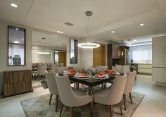 Decoração Sala de Jantar Integrada 6