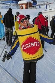 Image result for Australia day dress up & Vegemite fancy dress / Better if it was Marmite :o) | Aussie ...