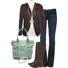 A fashion look from October 2012 featuring True Religion jeans, Tresics and Crislu rings. Browse and shop related looks.