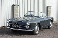 Classic Alfa Romeo 2600 Cars for Sale Alfa Alfa, Alfa Romeo Cars, Cabriolet, Car Manufacturers, Car Car, Cars And Motorcycles, Cars For Sale, Vintage Cars, Touring