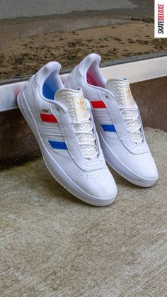 Check out the latest colorway of the PUIG by adidas Skateboarding