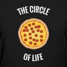 The Circle Of Life Pizza Quotes Cute Pizza Pizza Puns