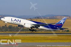 Boeing 777-200F LAN Cargo N778LA | por Aeroporto de Confins em tempo real