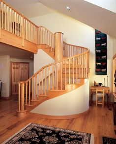 Love curved staircases