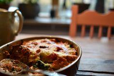 Recept på den bästa vegetariska lasagnen | Sandra Brundell
