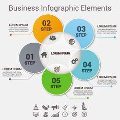 Business Infographic creative design 3573