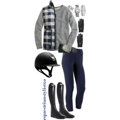 """""""Ralph and J.Crew"""" by adastaley on Polyvore"""