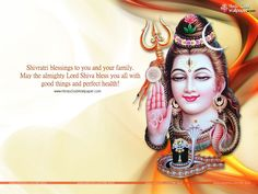 Free Maha Shivaratri Wallpapers with Quotes Download