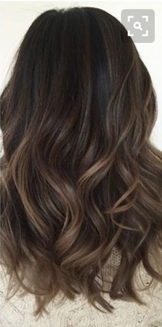 Women Hairstyles For Round Faces cool 38 Top Balayage Dark Brown Hair Balayage Hair Color Ideas.Women Hairstyles For Round Faces cool 38 Top Balayage Dark Brown Hair Balayage Hair Color Ideas Hair Color Balayage, Brunette Hair Colour, Balayage Ombre, Haircolor, Fall Hair, Hair Looks, Dyed Hair, Hair Inspiration, Hair Makeup