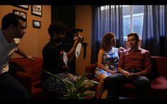Mais uma foto dos atores do Núcleo de Práticas com Atores em participação no curso de Direção de Cinema. https://www.facebook.com/nucleopraticasatores/ #inspiratorium #cinema