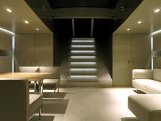 Ghost Yacht | design by Luca Brenta for Vitters Shipyard | Interior designer Piero Lissoni +  Kitty Hawks