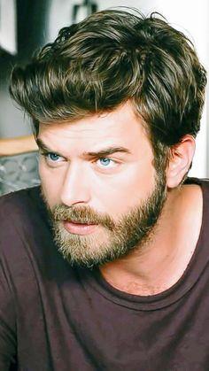 Who is Kivanç Tatlitug dating? Turkish Men, Turkish Beauty, Turkish Actors, Handsome Arab Men, Handsome Faces, Beautiful Men Faces, Gorgeous Men, Beard No Mustache, Hair And Beard Styles