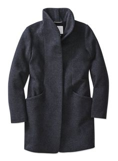 Wilfred COCOON WOOL COAT | Aritzia