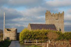Kirkistown Castle ►► http://www.castlesworldwide.net/castles-of-ireland/down/kirkistown-castle.html?i=p