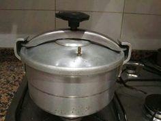 La olla a presión, el avance maximo en la cocina.