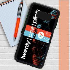 Twenty One Pilots 5 Samsung Galaxy S8 Plus Case Casefreed
