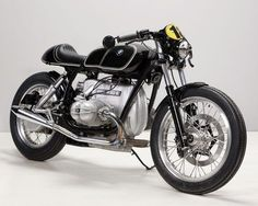 the BMW R90/6 cafe racer custom motorcycle by renard speedshop