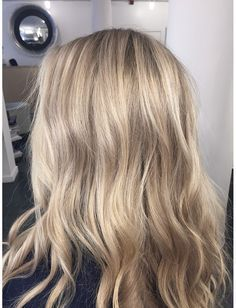 Light beige blonde #FIXTHEMESSWITHHESS                                                                                                                                                                                 More