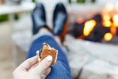 The Best S'mores Ever, Wine, and The Farmhouse Inn