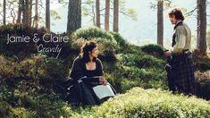 Jamie & Claire [Outlander] | Gravity