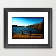 On Batsto Lake by Groovyal