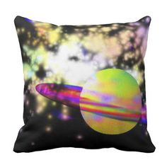 Guardian of the Galaxy Throw Pillows from GalacticVisions* on Zazzle!