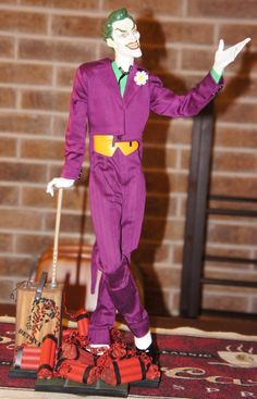 DC Direct Museum Quality 1:4 Scale The Joker Statue