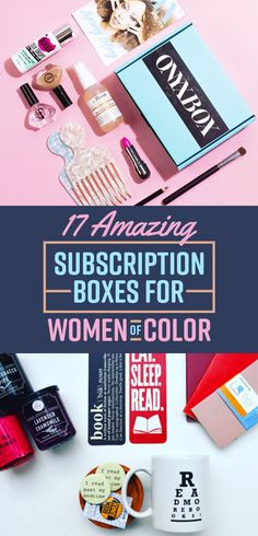 17 Amazing Subscription Boxes For Women Of Color
