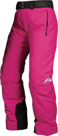 FXR Women's FRESH WAIST Pant - Fuchsia - Snowmobile Gear