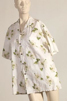 Barn Owls and Magnolias Mens Board Shorts Swim Mesh Lining and Side Pocket White