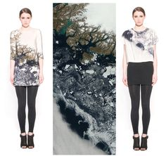 Dress So Chic You Can See It From Space.  Limited Edition NASA Telescope & Satellite Images Printed on Silk. No borders or political boundaries can be seen from space. WE ARE ONE.  *We ship everywhere.*