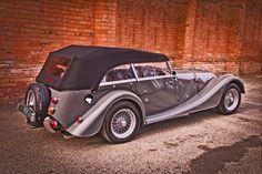 The Morgan Motor Company - 4 seater Morgan 4, Morgan Cars, Morgan Roadster, Vintage Cars, Antique Cars, British Sports Cars, British Car, Morgan Motors, Polaris Rzr Xp 1000