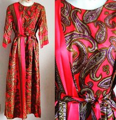 A personal favorite from my Etsy shop https://www.etsy.com/listing/92093539/free-shipping-vintage-robe-vintage