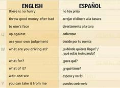 English expressions 13