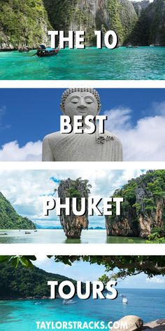 Heading to Thailand? Phuket is a great island to visit and it's easy to get to from Bangkok. Here are some of the top things to do and best tours of Phuket.