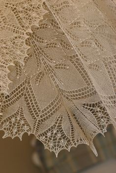 Aeolian Shawl from Ravelry
