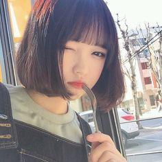 Image via We Heart It https://weheartit.com/entry/168847035/via/31112440 #asian #girl #ulzzang