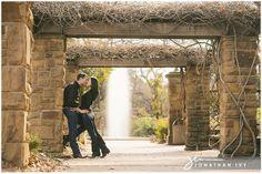 Outdoor Engagement | Outdoor Engagement Photos- Maria & Daniel